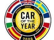 Voiture l'année 2010 nominés plus