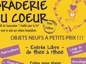 Maillot Pour Vie: GRANDE braderie coeur week-end