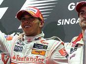 Grand Prix Singapour 2009 2eme victoire Lewis Hamilton cette année