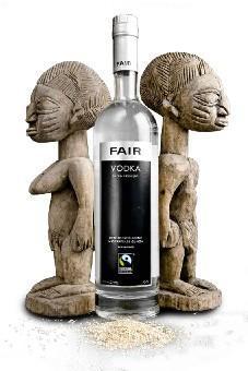 Fair Vodka, première vodka équitable