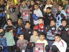 était fois… Boxing Toulouse Bagatelle