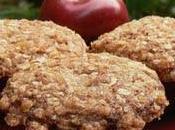 Muffins pommes l'avoine