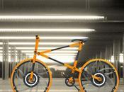 vélo plie