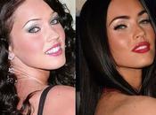 Encore photo incroyable Megan avant chirurgie esthétique