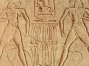 Louvre rendre cinq fragments peinture murale l'Égypte