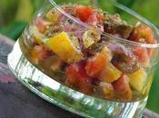 Tomates toutes simples Za'atar
