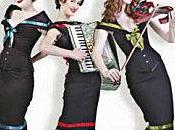 Puppini Sisters Courbevoie octobre