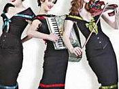 Puppini Sisters Courbevoie octobre