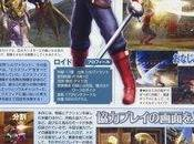 Scans Soul Calibur Legends