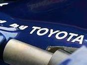 Williams laisse moteurs Toyota
