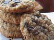 Biscuits l'avoine pépites chocolat