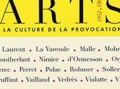 Arts (1952-1966) temps critique l'état furieux
