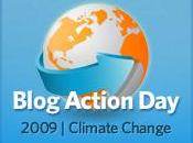 Blog Action Day'09 #ClimateChange #BAD09 Changeons