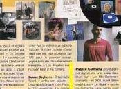magazine Platine chronique l'album