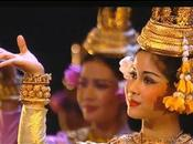 Danses traditionnelles Khmers Ballet royal Cambodge