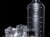 Absolute vodka, version très rock'n roll pour fêtes d'année