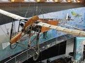 Blériot traversée Manche Musée Arts Métiers