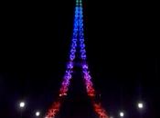 soir, 21h, Citroën allume Tour Eiffel