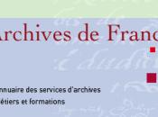 Janvier 2010, disparition direction Archives France