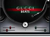 "Gucci lance application iPhone ""Gucci Beats"""