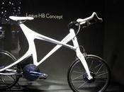 concept vélo électrique Lexus