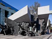 Pologne 2009 monument, l'Insurrection Varsovie