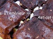Brownie moisi asticots pour Halloween
