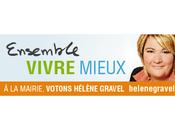 Pour gagner, faut voter! Hélène Gravel