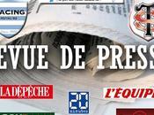 Racing Métro Stade Toulousain revue presse