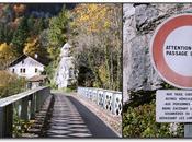 Frontière franco-suisse faire voeu Bief d'Etoz