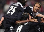 Ligue Champions résultats mardi novembre 2009