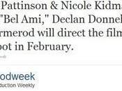 Robert Pattinson Nicole Kidman dans