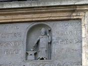 inscription relative saint Éloi Maître Jacques Thiers (63)