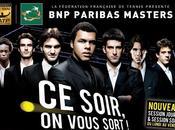 Tournoi Paribas Masters Paris-Bercy c'est aujourd'hui dimanche novembre 2009