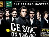 Paribas Masters Paris Bercy programme lundi novembre 2009