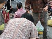 Visite d'une partie Jian octobre 2009