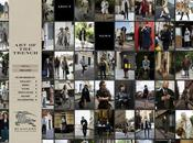 "Burberry Sartorialist ""Art Trench"""