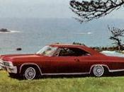 Chevrolet Impala encore d'actualité pourtant sont crus sixties font plus rêver