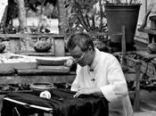 Laos broderies royales prince Somsanith