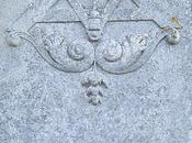 tombe d'un compagnon maçon franc-maçon Tours (37)