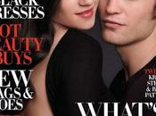 [couv] Kristen Stewart Robert Pattinson pour Harper's Bazaar