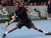 Novak Djokovic Gael Monfils finale Masters Paris Bercy 2009