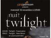 Nuit Twilight Charleroi!!!