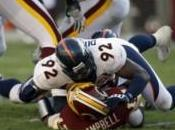 Denver Broncos 17-27 Washington Redskins