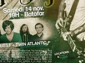 Review Concert Fall Troy Twin Atlantic Mutiny Bounty Batofar 14/11/09