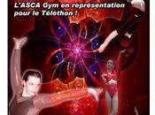 L'ASCA représentation pour Téléthon
