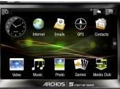 Archos Internet Tablet jour