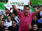 Union sacrée Algérie derrière l'équipe nationale football