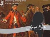Coup cœur quatuors Haydn Jerusalem Quartet