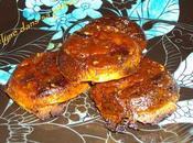Mini tarte tatin pain d'épices...